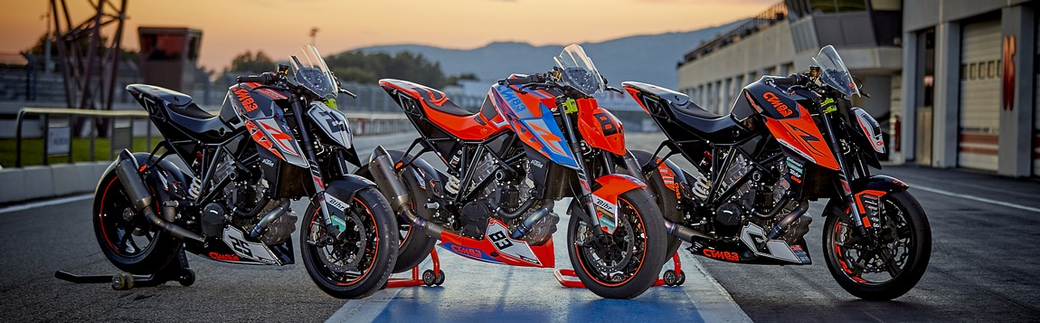 ktm super duke cup protwin ctm 83 team