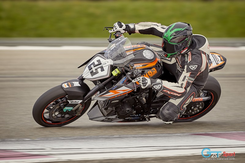 michael fudala ktm super duke cup ctm 83 team protwin